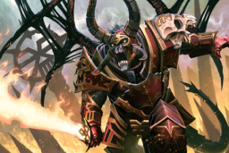 Cosmetic icon Loading Screen of the Daemon Prince.png