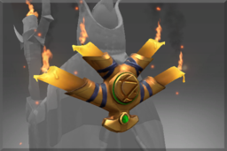 Cosmetic icon Mantle of the Cunning Augur.png
