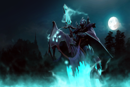 Cosmetic icon Rider of Avarice Loading Screen.png