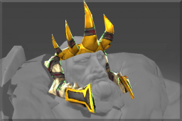 Cosmetic icon Regalia of the Bonelord Crown.png