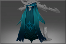 Cosmetic icon Cloak of the Dark Wraith.png