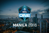 ESL One Manila 2016 (Ticket)
