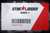 SLTV Star Series Season 12 Ticket
