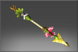 Cosmetic icon Araceae's Tribute Spear.png