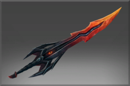 Cosmetic icon Blade of the Burning Scale.png