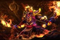 Загрузочный экран: Blaze Armor