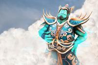 Загрузочный экран: Heavenly General