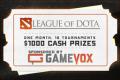 League of Dota Season 6 Ticket