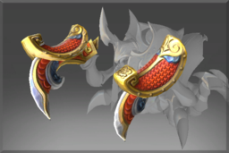 Cosmetic icon Sovereign of the Colossal Blades.png