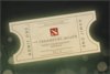 Frankfurt Major 2015 (Ticket)