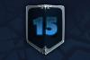 马上获得15级战斗等级