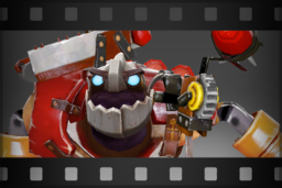 Cosmetic icon Taunt Do the Robot!.png
