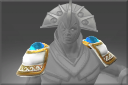 Cosmetic icon Gemmed Pauldrons of the Priest Kings.png