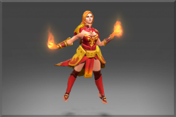 Cosmetic icon The Battle Caster Set.png