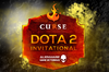 Curse Dota 2 Invitational (Ticket)