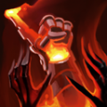 Hellborn Grasp Upheaval icon.png