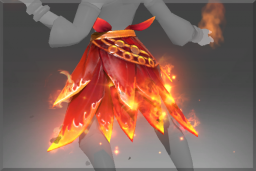 Cosmetic icon Fire Lotus Belt.png