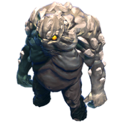 Ancient Rock Golem model.png