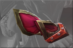 Cosmetic icon Bracers of the Wailing Inferno.png
