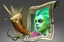 Cosmetic icon Announcer Death Prophet.png