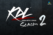 Korea Dota League Season 2 Ticket