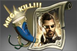 Cosmetic icon Mega-Kills Deus Ex.png