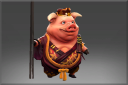 Cosmetic icon Bajie the Silken Swineling Upgrade.png