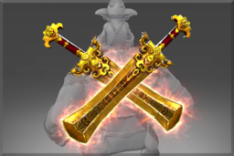 Cosmetic icon Eternal Radiance Blades.png
