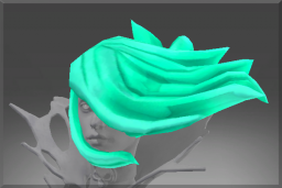 Cosmetic icon Soothsayer's Spectral Strands.png