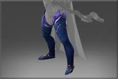 Leggings of the Black Wind Raven