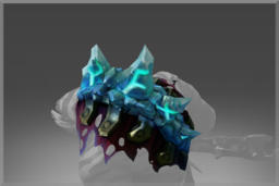 Cosmetic icon Back of the Frostshard Ascendant.png