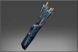 Cosmetic icon Quiver of the Wyvern Skin.png