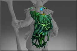 Cosmetic icon Great Moss Cape of the Fungal Lord.png