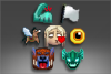 Pacote de Emoticons do International 2017 II