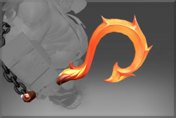 Cosmetic icon Scorching Talon.png