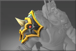 Cosmetic icon Regalia of the Bonelord Shoulder.png