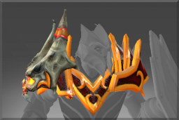 Cosmetic icon Shoulders of the Slain Dragon.png