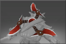 Cosmetic icon Shuriken of the Crimson Cut-throat.png