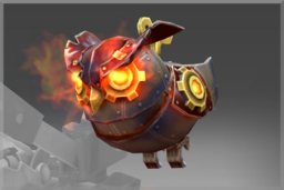 Cosmetic icon The Iron Pioneer Missile.png