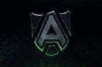 Загрузочный экран: Alliance