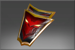 Cosmetic icon Crimson Wyvern Shield.png