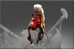 Cosmetic icon Helm of the Equine Emissary.png
