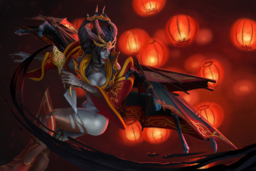 Cosmetic icon Regalia of the Parasol's Sting Loading Screen.png