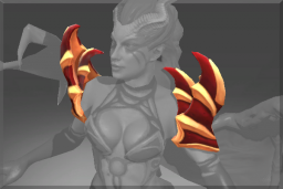 Cosmetic icon Shoulders of the Dark Angel.png