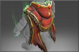Cosmetic icon Regalia of the Wraith Lord Cape.png
