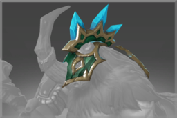 Cosmetic icon Helm of the Azurite Warden.png