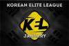 Korean Elite League - January