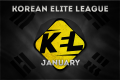 Korean Elite League - January