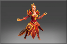 Cosmetic icon Fashion of the Scorching Princess Set.png