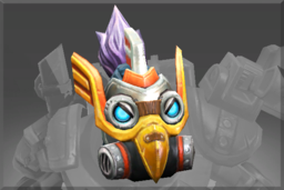 Cosmetic icon Helmet of the Steelcrow.png